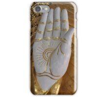 Big Buddha hand iPhone Case/Skin