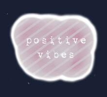 Positive Vibes Kids Tee