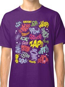 BIFF! BANG! POW! Classic T-Shirt
