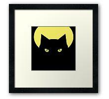 The Real Dark Knight Framed Print
