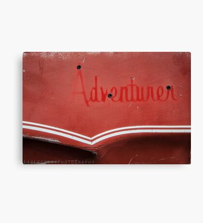Venerable Adventurer Canvas Print