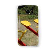 Playground Equipment Samsung Galaxy Case/Skin