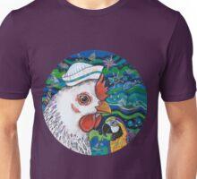 Sylvie, Feathered Sailor Unisex T-Shirt
