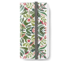 Little red riding hood - mandala pattern iPhone Wallet/Case/Skin