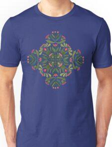 Little red riding hood - mandala pattern Unisex T-Shirt