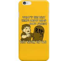 Dead Baby Jokes iPhone Case/Skin