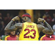 LeBron James - Cleveland Cavaliers Photographic Print