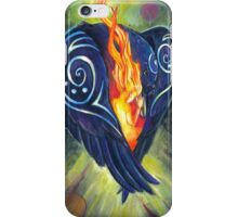 Crow Heart iPhone Case/Skin