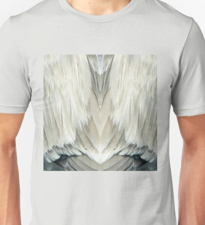 Light Plumes Unisex T-Shirt