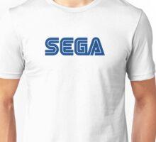 sega logo game Unisex T-Shirt