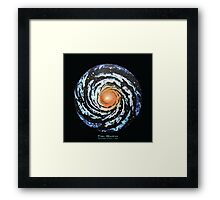 Time Machine - 2010 Framed Print