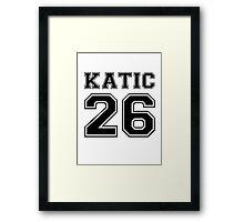 Katic #26 Framed Print