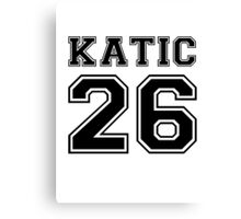Katic #26 Canvas Print
