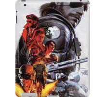 Metal Gear Solid V Warparty iPad Case/Skin