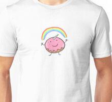 Unicorn donut Unisex T-Shirt