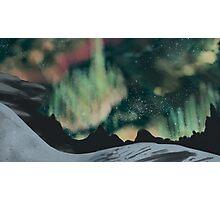 skyrim skies #1 Photographic Print