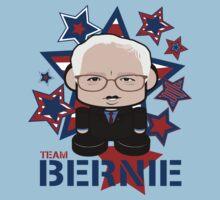 Team Bernie Politico'bot Toy Robot Baby Tee