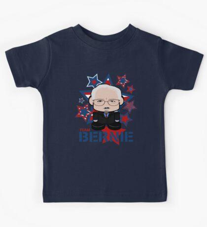 Team Bernie Politico'bot Toy Robot Kids Tee