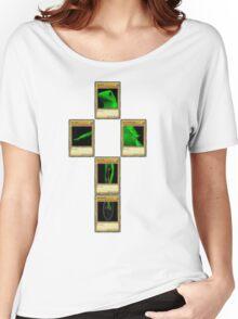 O Shiz wut up (no copyright plz) Women's Relaxed Fit T-Shirt