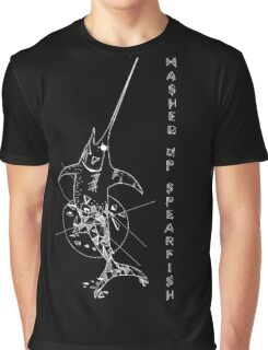 Fractal Spearfish Graphic T-Shirt