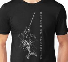 Fractal Spearfish Unisex T-Shirt
