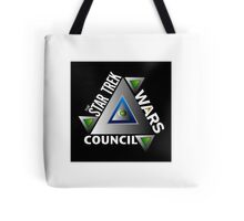 Star Trek Wars Council Logo Tote Bag