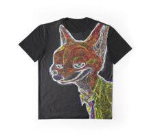 Neon Nick Wilde Graphic T-Shirt