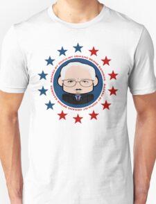Backed by Populist Demand: Bernie Sanders 2.0 T-Shirt