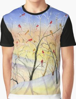 Winter Song Graphic T-Shirt