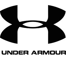 Under Armour Logo 2016 Photographic Print