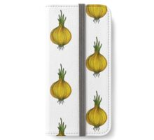 Onion  iPhone Wallet/Case/Skin