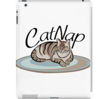 Cat Nap iPad Case/Skin