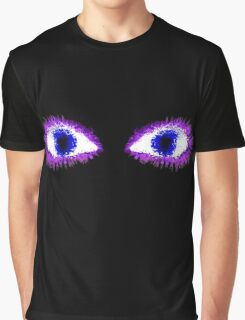 Ink Eyes Graphic T-Shirt