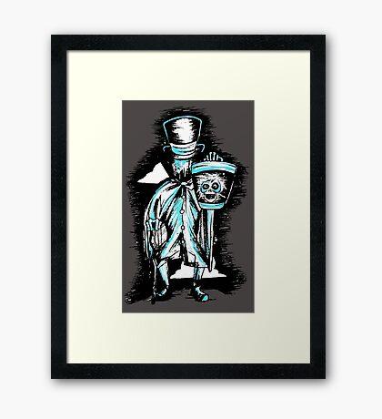 Hattie Framed Print