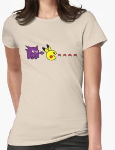 Pika Pika Pika Womens Fitted T-Shirt