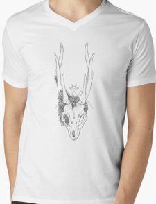 Garden of the Stag Mens V-Neck T-Shirt