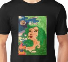 Pangaea Before and After  Unisex T-Shirt