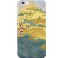 Ode to Dulac's Magical City  iPhone Case/Skin
