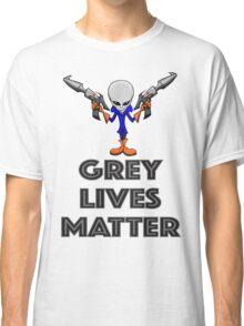 Grey Lives Matter Classic T-Shirt