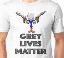 Grey Lives Matter Unisex T-Shirt