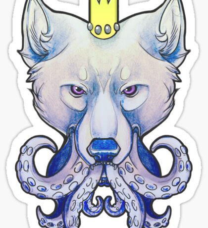 Wild Things Sticker
