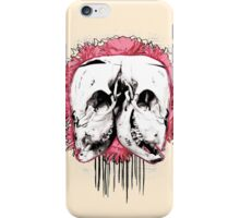 Double Cow Skull iPhone Case/Skin
