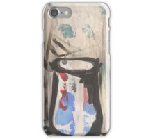 The Empty Vessel iPhone Case/Skin