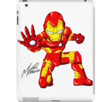 Hero of Iron (Full Armor) iPad Case/Skin