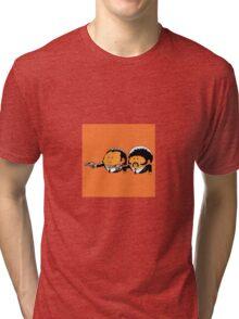Vencent Samuel Jackson Tri-blend T-Shirt