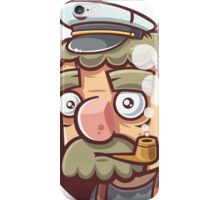 Captain iPhone Case/Skin