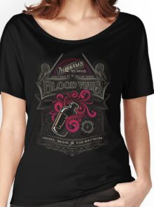 Yharnam's Blood Vials Women's Relaxed Fit T-Shirt