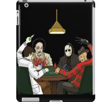 The All Horror Star  iPad Case/Skin