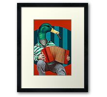 Accordion To This Framed Print