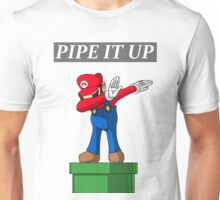 Mario Pipe It Up (dab) Unisex T-Shirt